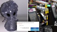 Woolworths Ooshies on Ebay asking $50k  – are they for real?