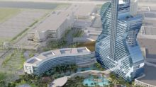 Hotel shaped like a guitar to open in Florida