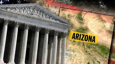 Supreme Court to rule on Ariz. Immigration law