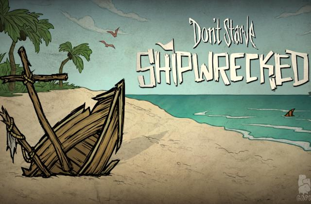'Don't Starve: Shipwrecked' washes ashore on Steam