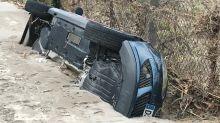 EN IMAGES - Crues dans le Sud-Est : scènes de dévastation à Breil-sur-Roya