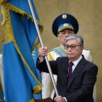 In succession clue, Kazakh leader's daughter elevated after his resignation