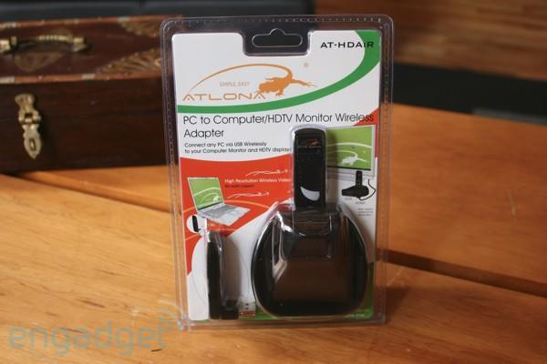 Atlona HD-AiR wireless HDMI system hands-on and impressions