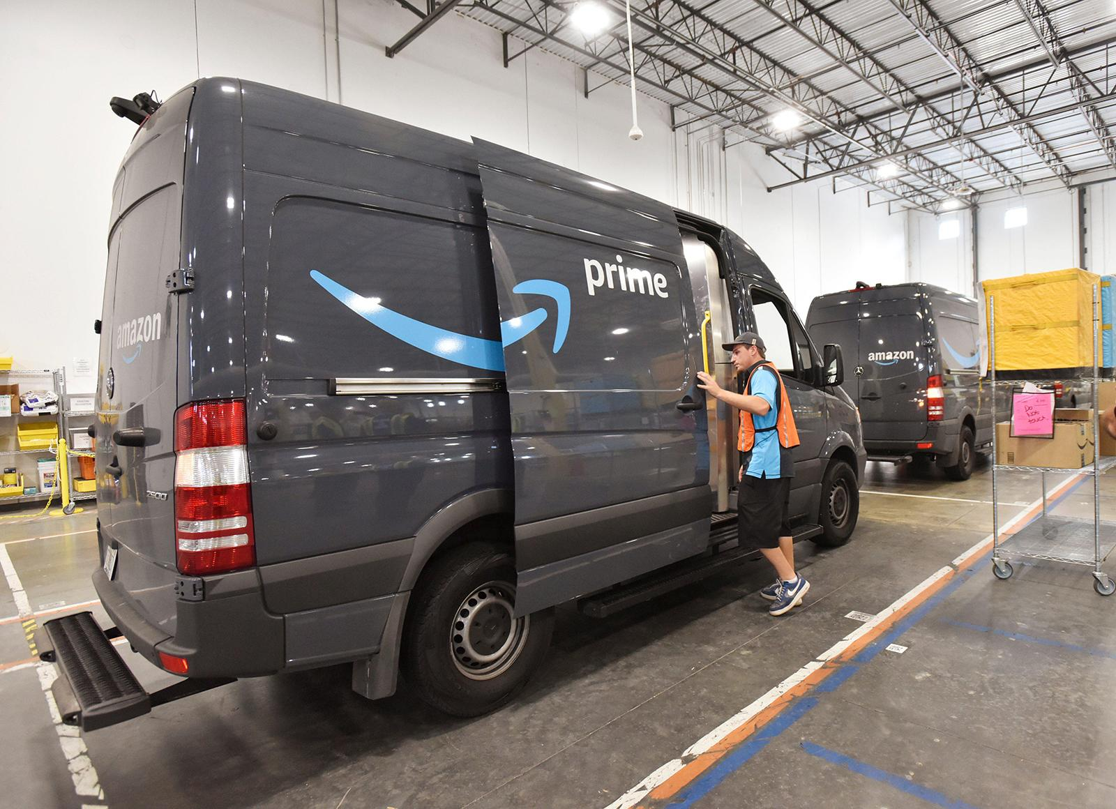Amazon Prime Day helped some get started on holiday shopping. Here's what they bought