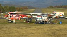 Drei Tote bei Flugzeugunglück in Osthessen