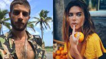 Chay Suede e Mariana Goldfarb trocam likes nas redes sociais e fãs especulam: 'Iriam fazer um belo casal'