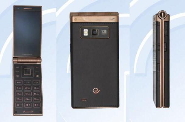 Leaked Samsung flip-phone flexes muscles with Snapdragon 800 CPU