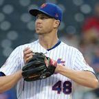 Mets acting GM Zack Scott says Jacob deGrom 'is ready to roll' on Sunday against Diamondbacks