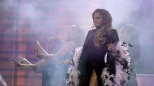 Why People Think J. Lo Shouldn't Have Been Onstage for That Grammys Motown Tribute