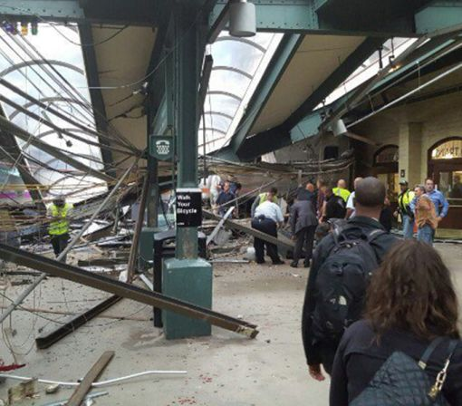 More Than 100 Reported Injured In New Jersey Train Crash