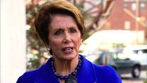 "Pelosi: Obamacare is not ""in trouble"""