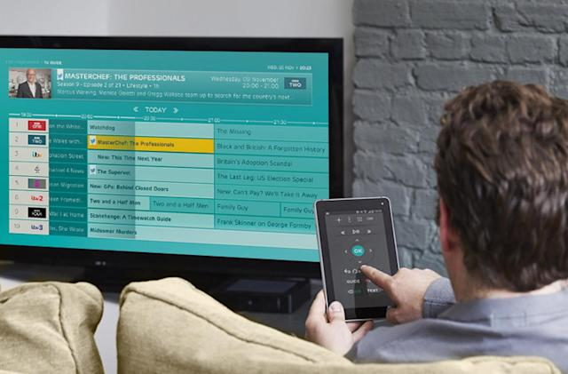 EE TV now highlights what shows are trending on Twitter