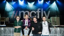 McFly Return To The Stage For First Gig In Three Years