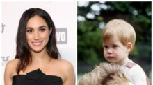 Harry's nod to Diana in Meghan's engagement ring