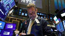 US STOCKS-Wall St rises after upbeat start to earnings season