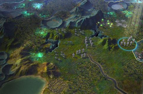 Civilization: Beyond Earth before planetfall 10-minute trailer
