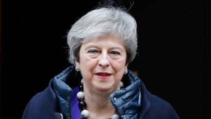 Brexit deal gets EU and U.K. first approval