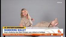 Grey's Anatomy star robbed on holidays