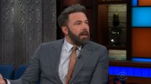 Ben Affleck calls for men to be more accountable, including himself