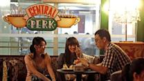 Popular Beijing Coffee Shop Is 'Friends' Replica