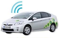 London minicab firm equips cars with free WiFi, says you don't need no stinking LTE