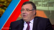 Total SA CEO Pouyanne Says Climate Change Is a Fact