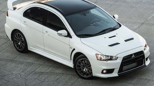 The 2015 Mitsubishi Lancer Evolution Final Edition Is the End of an Era
