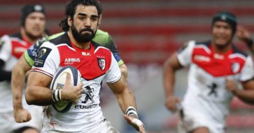 Rugby - Top 14 - ST - Top 14 (Toulouse) : Avec Yoann Huget et Arthur Bonneval face au Racing 92