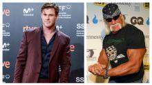 Chris Hemsworth takes on Hulk Hogan