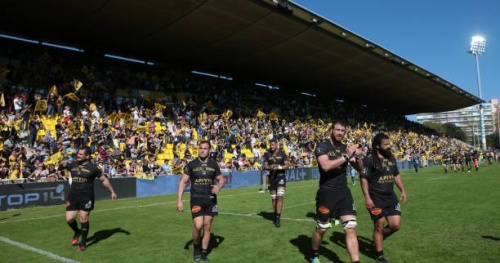 Rugby - La Rochelle (Top 14) et Niort (Fédérale 1) signent un partenariat pour développer le rugby sur leur territoire