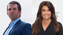 Donald Trump Jr. and Kimberly Guilfoyle take their lovefest to Paris