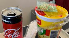 'Unacceptable': Virgin Australia serves instant noodles to business class passengers