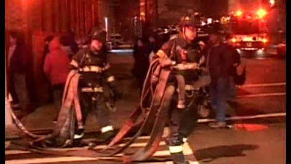 NYPD: Fire that killed 1 girl, left another critical was an accident