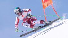 World champion Kriechmayr wins downhill in Saalbach