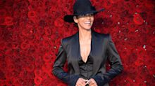 Halle Berry lays topless on strawberries in sexy throwback photo