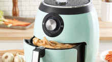 This ~Deluxe~ Air Fryer Is 30 Percent Off Today, So Go Get One!