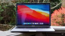 Amazon knocks $200 off Apple's 512GB MacBook Pro M1