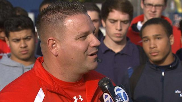 La Salle's Russell Gordon is the ABC7 NFL High School Coach of the Week
