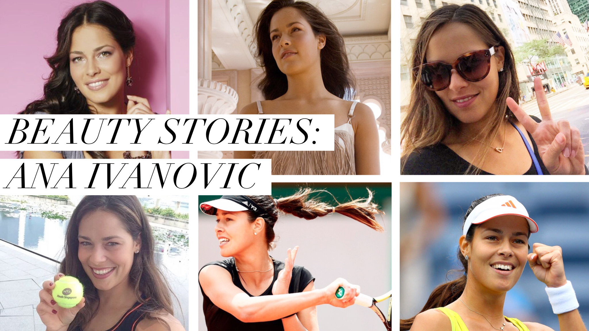 Ana Ivanovic Breasts ana ivanovic: 'i just want to be a girl who plays tennis'