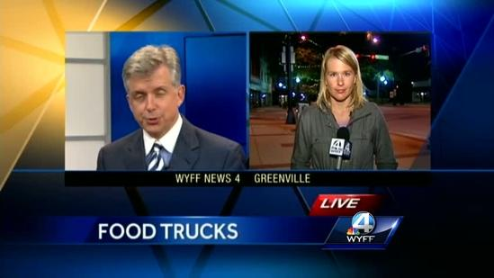 Downtown Greenville becoming food truck-friendly