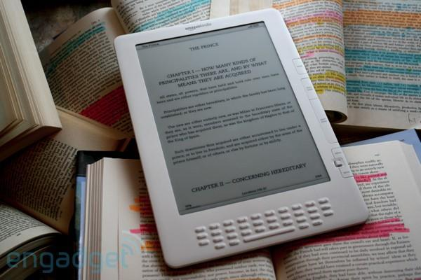 "Kindle DX called ""poor excuse of an academic tool"" in Princeton pilot program"