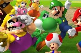 Mario late to his own party in UK
