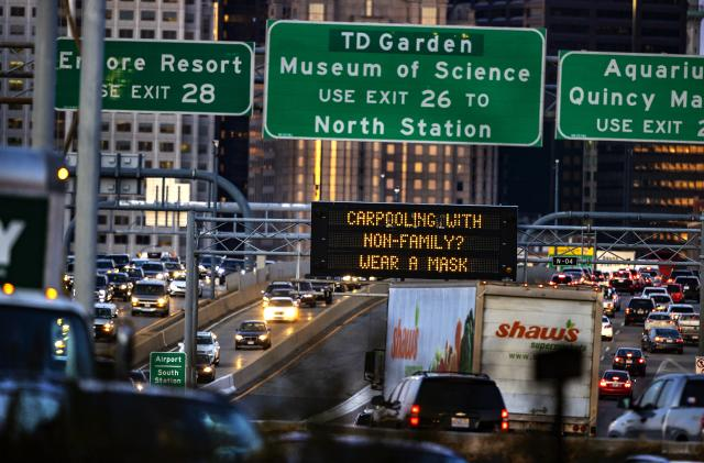 Massachusetts plans to ban the sale of new gas-powered vehicles by 2035