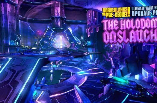 Ultimate Vault Hunter Mode coming to Borderlands: The Pre-Sequel this week