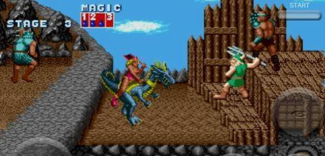 Golden Axe gets Bluetooth multiplayer, EA titles on sale