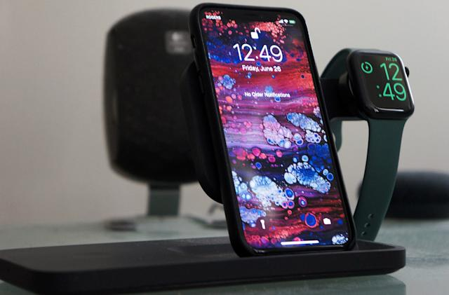Logitech's Powered 3-in-1 Dock makes a case for premium wireless chargers