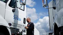 Foodservice distributors including Sysco, US Foods fall on report Amazon wants to enter space