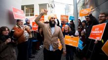 NDP Leader Jagmeet Singh won't say if he would trigger snap election