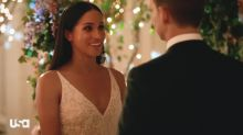 Meghan Markle gets married ahead of royal wedding on 'Suits'