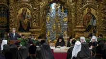 Ukraine creates church independent from Russia